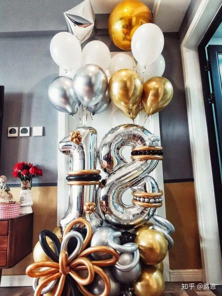 开始做气球派对生意后,我实现了年入百万